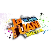 Logo of radio station La Tuani