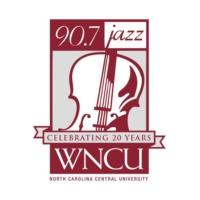 Logo of radio station WNCU 90.7 FM