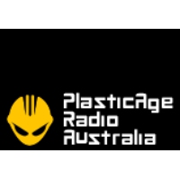 Logo of radio station PlasticAge