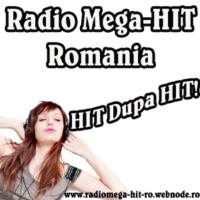 Logo de la radio Radio Mega-HIT Romania