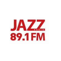 Logo of radio station Jazz Radio 89.1 FM