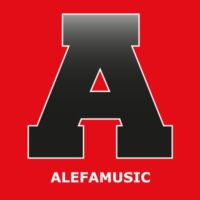 Logo of radio station alefamusic
