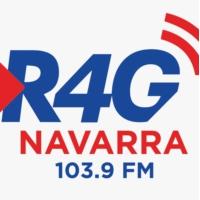 Logo of radio station Radio 4G Navarra