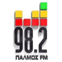 Logo of radio station Palmós FM 98.2 - Παλμός FM 98.2