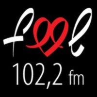 Logo of radio station Feel FM 102.2