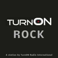 Logo of radio station TurnON Rock HD