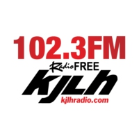 Logo of radio station Radio FREE 102.3 KJLH