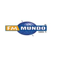 Logo of radio station FM Mundo