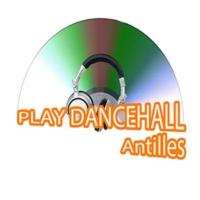 Logo de la radio PLAY DANCEHALL ANTILLES