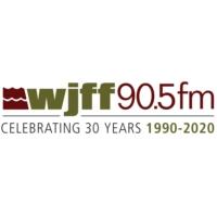 Logo of radio station WJFF 90.5FM