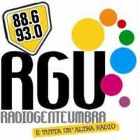 Logo of radio station RGU