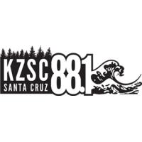 Logo of radio station KZSC Santa Cruz