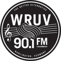 Logo of radio station 90.1 WRUV FM