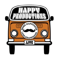 Logo of radio station Happy Productions Live