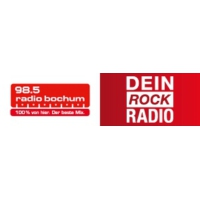 Logo of radio station Radio Bochum - Dein Rock Radio