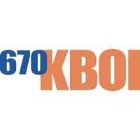 Logo de la radio KBOI 670 AM