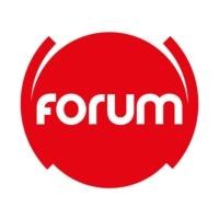 Logo de la radio Forum