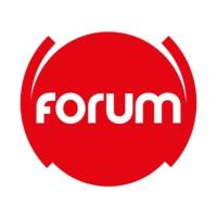 Logo de la radio Forum