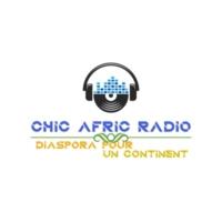 Logo of radio station CHIC AFRIC RADIO