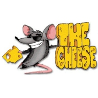 Logo of radio station 87.9 FM The Cheese