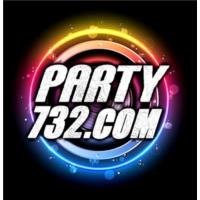 Logo of radio station Party 732