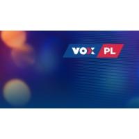 Logo of radio station VOX PL