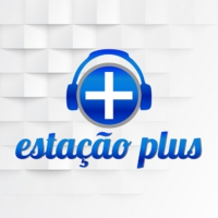 Logo of radio station radio estacao plus