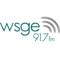 Logo of radio station WSGE 91.7