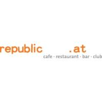 Logo de la radio Republic Café Radio