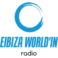 Logo of radio station Eibiza World'in