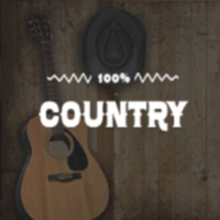Logo of radio station 100MF - Country
