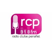 Logo of radio station Rádio Clube Penafiel