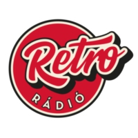Logo of radio station Retro Rádió
