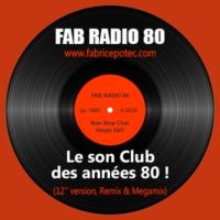 Logo de la radio Fab Radio 80