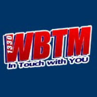 Logo of radio station WBTM 1330