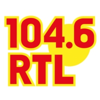 Logo of radio station 104.6 RTL