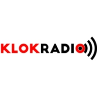 Logo of radio station Klokradio