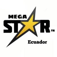 Logo de la radio Mega St ☆ r Ecuador