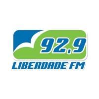 Logo de la radio Rádio Liberdade FM 92,9