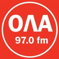 Logo of radio station OLA 97.0fm