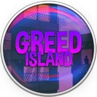 Logo de la radio Greed-Island