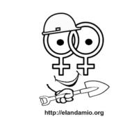 Logo of radio station El Andamio de Enfrente