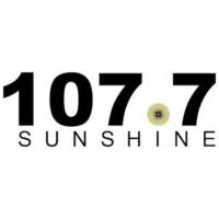 Logo de la radio Sunshine FM 107.7