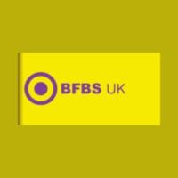 Logo of radio station BFBS UK