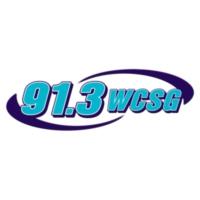 Logo de la radio 91.3 WCSG