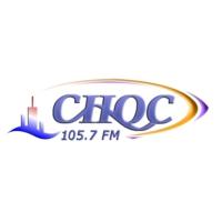 Logo de la radio CHQC 105.7 FM