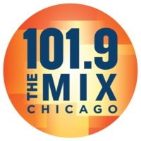 Logo de la radio WTMX 101.9fm The MIX