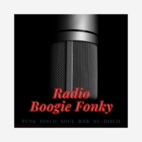 Logo of radio station Boogie Fonky
