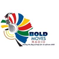 Logo of radio station Bold Moves Radio