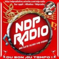 Logo de la radio NDP RADIO